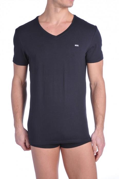 Diesel V-Shirt Michael Zwart Katoen