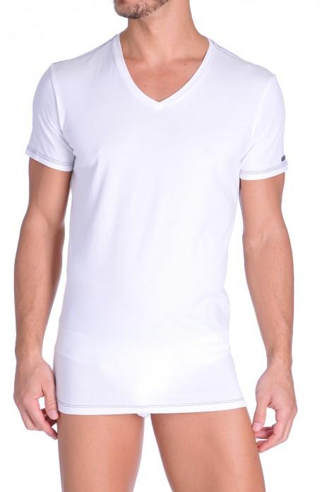 Diesel V-Shirt Michael Wit