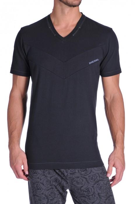 Diesel V-Shirt Jake Zwart