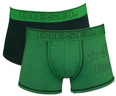 Diesel Shawn 2 Boxershort 2-Pack