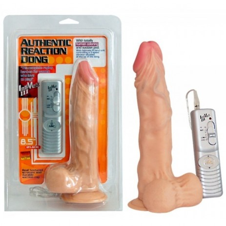 Authentic Reaction Vibrator