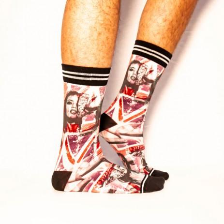 Sock My Pizza - Heren Sokken