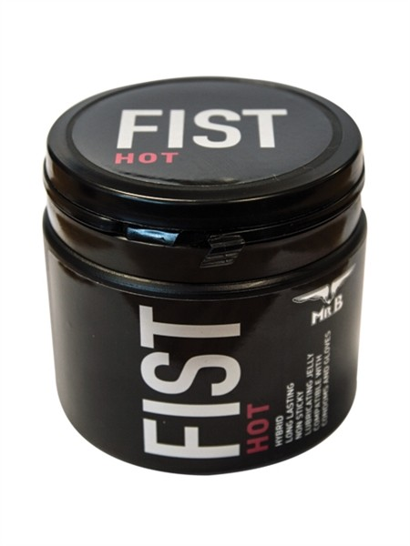 Mister B Fist Hot 500 ml