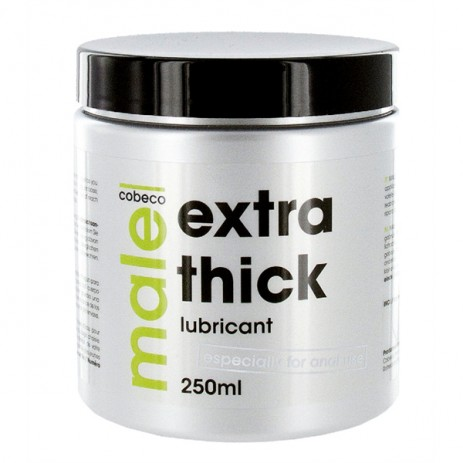 Cobeco  Male Lubricant Extra Thick
