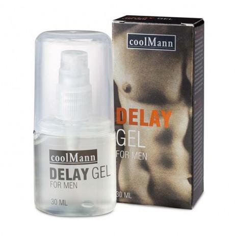 CoolMann DelayGel