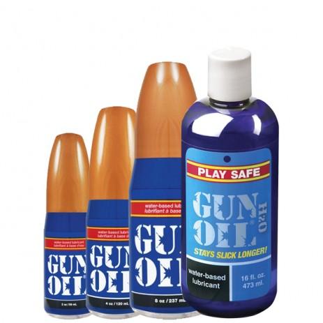 Gun Oil H2O Glijmiddel