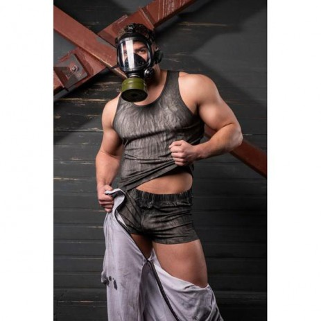 Maskulo Enforce Army Dirt Boxershort