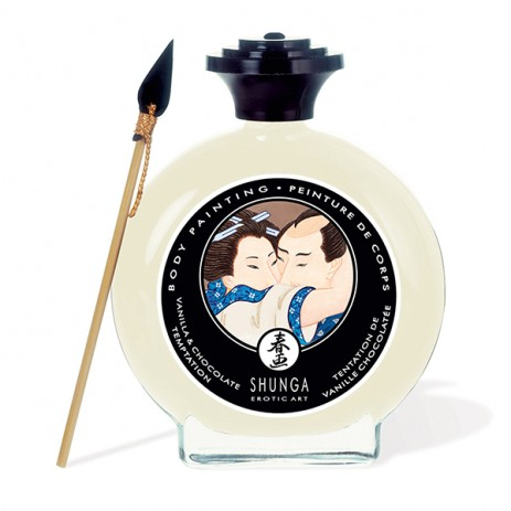 Bodypaint Vanille-Chocolate van Shunga