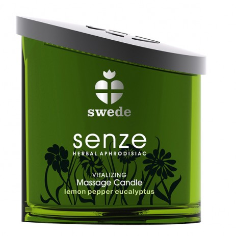Senze Massagekaars - Vitalizing