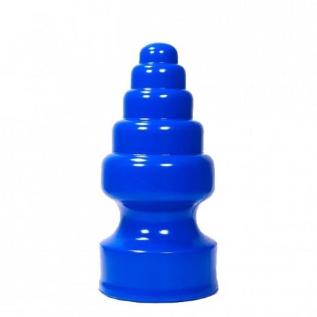 Buttplug Triangle Blue