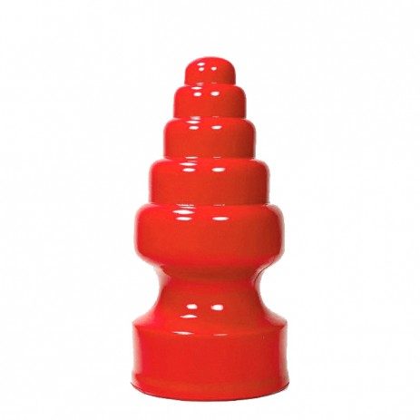 Buttplug Triangle Red