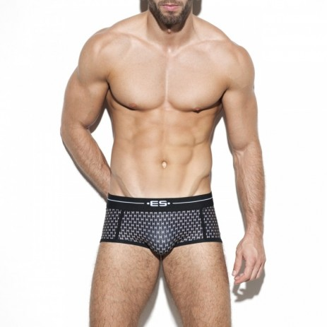 ES Collection Diamond Boxer - Bruin