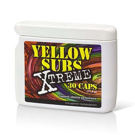 Yellow Subs Xtreme 30st