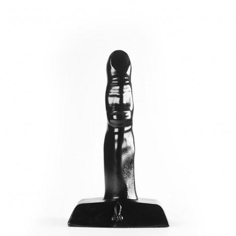 Zizi - One Finger Buttplug Zwart