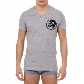 Diesel Michael T-Shirt Grijs
