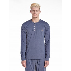 Longsleeve Shirt Billy Blauw