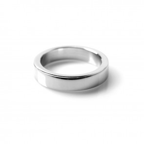 RVS Cockring Silver 8mm