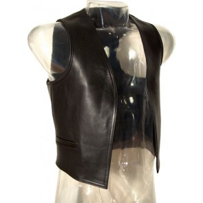 Mister B Leather Macho Vest