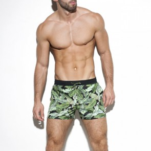 ES Collection Swim Boardshort - Black