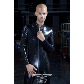 Mister B Rubber Full Body Suit met rits