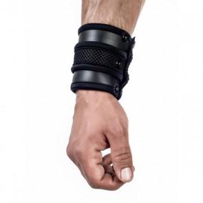 Mister B Neoprene Wrist Wallet - Zwart