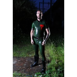 Mister B Rubber Trooper Shirt