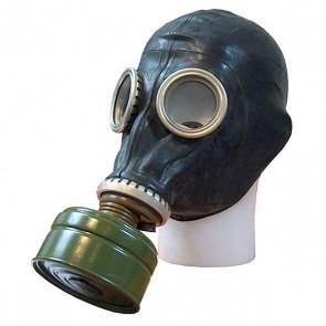 Russisch Gasmasker zonder Slang met Filter