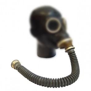 Rubberen Slang voor Gasmasker