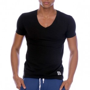 Private Structure Custom Fit V-Hals T-Shirt