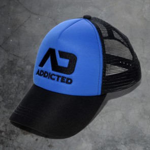 Addicted Fetish Cap - Blauw