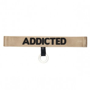 Addicted Removable Cockring Band - Goud voor