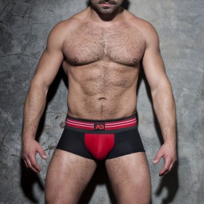 Addicted Double Stripe Trunk Red