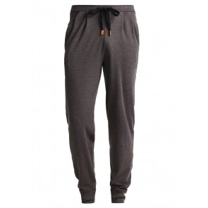 Baldessarini Pure Cotton Trousers Antraciet Melange