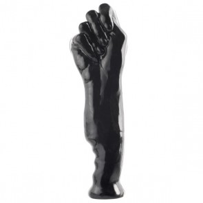 Basix Fist Hand black 29 cm