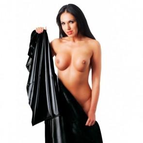 Bedsheet 240 x 200 cm Zwart