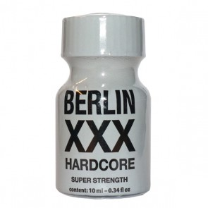 Berlin XXX Hardcore Poppers - 10 ml