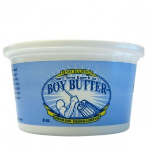 Boy Butter H2O Glijmiddel 8 oz