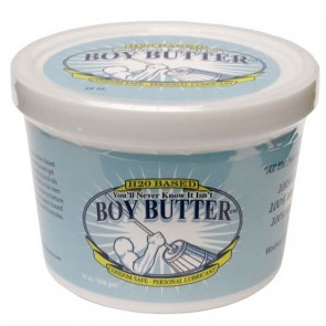 Boy Butter H2O Glijmiddel 16 oz