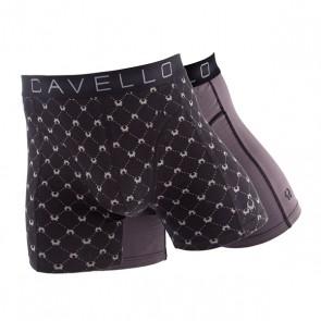 Cavello Logo Boxershort Set - Grijs