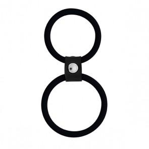 Dubbele Ring voor Penis en Balzak