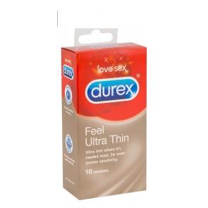 Durex Feeling Ultra Sensitive Condooms 10 st.