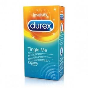 Durex Tingle Me Condooms 12 st.