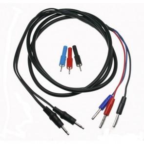 E-Stim TriPhase Cable & Adaptors