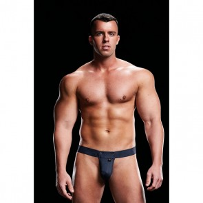 Envy Low Rise Thong Black