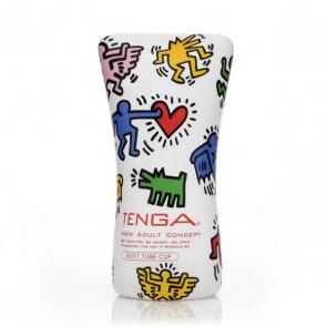 Tenga Soft Tube Cup - By Ketih Haring