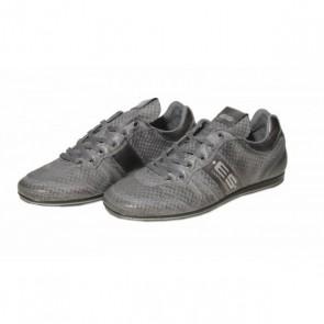ES Leather Sneakers Grijs