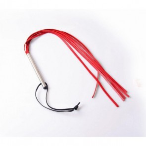 Flogger Slim Whip Red