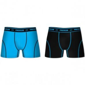 Freegun Aktiv Training Blauw Zwart 2 pack
