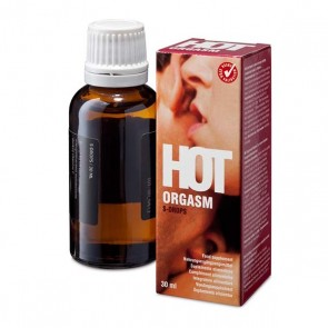 Hot Orgasm S-Drops