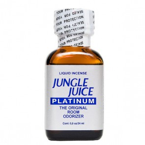 Jungle Juice Platinum Poppers 24ml - Square Bottle